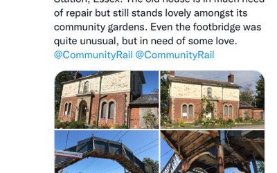 Railway Heritage Trust Visit